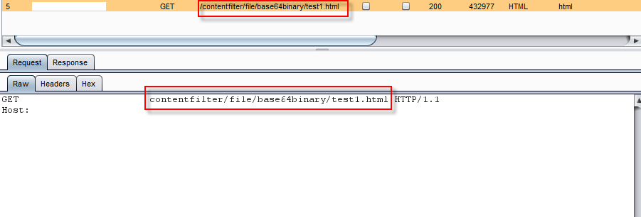 Bypass File Download Restrictions in Content Filters