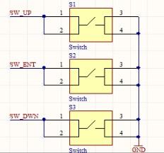 DECEEF77-Schalter